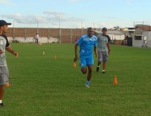 treze treino (Foto: Divulgação / Treze)