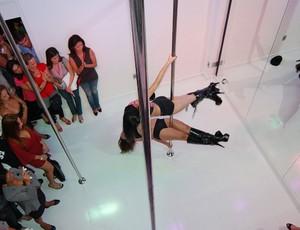 pole dance (Foto: Divulgação)