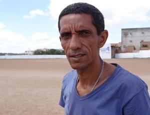 Nivaldo foi ao fundo do poço, mas conseguiu sair dele (Foto: Elton de Castro/Globoesporte.com)