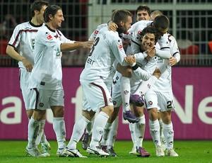 Sahan, Borussia Dortmund x Kaiserslautern (Foto: Reuters)