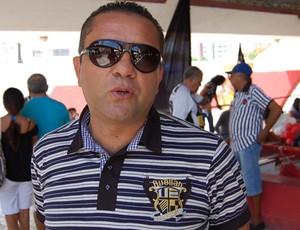 suélio lacerda no botafogo-pb (Foto: Phelipe Caldas)