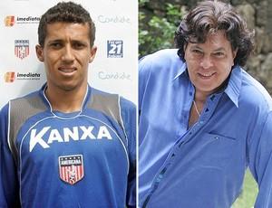Magal e Sidney Magal (Foto: Reprodução / Agência Estado)