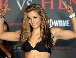 Miesha Tate (Foto: Josh Hedges/UFC)