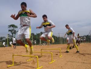 treino Cerâmica (Foto: Divulgação)