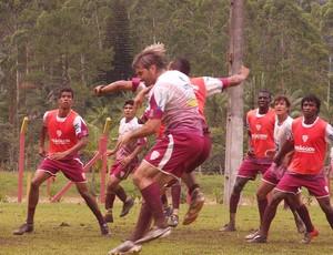treino são luiz-rs (Foto: José Henrique Koltermann)