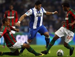 Hulk, Porto x Marítimo (Foto: EFE)