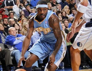 Ty Lawson denver nuggets dallas (Foto: AFP)