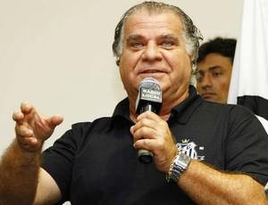 Odílio Rodrigues, vice-presidente geral do Santos (Foto: Ricardo Saibun/Divulgação)
