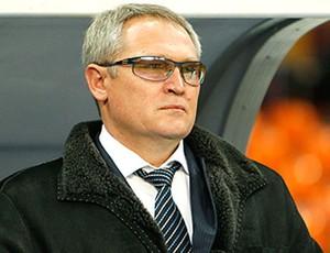Yury Krasnozhan é o novo técnico do Anzhi (Foto: Divulgação)