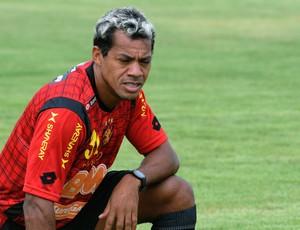 Marcelinho Paraíba - Sport (Foto: Aldo Carneiro)