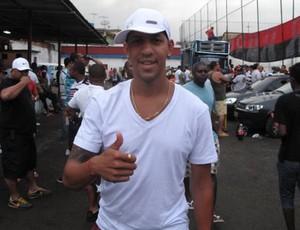 Pelada do Diego Mauricio - Antonio Carlos (Foto: Thales Soares/Globoesporte.com)