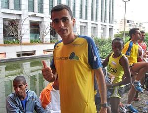 São Silvestre 2011 Marilson (Foto: João Gabriel / GLOBOESPORTE.COM)