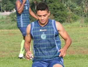 Valmir Lucas, zagueiro do Goiás (Foto: Rosiron Rodrigues/Goiás E.C)