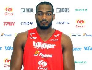 Steve Toyloy é contratado pelo basquete do Limeira (Foto: Divulgação)
