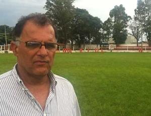 Diretor de futebol, Ernani Nogueira (Foto: Luiz Vieira/GLOBOESPORTE.COM)