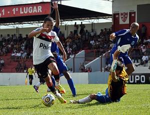 Marcos Guilherme, meia do Atlético-PR sub-18, na Copinha (Foto: Divulgação/Site oficial do Atlético-PR)