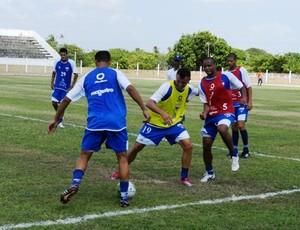 Fortaleza, treino, 2012, Beberibe (Foto: Divulgação/Fortaleza)