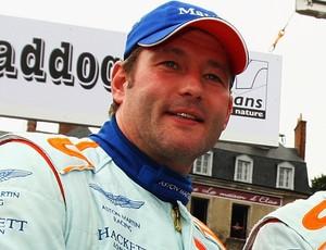 Jos Verstappen piloto preso (Foto: Agência Getty Images)