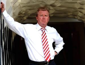 Steve McClaren é o novo técnico do Twente (Foto: Getty Images)