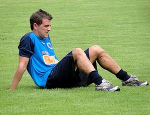 montillo cruzeiro treino (Foto: Fernando Martins / Globoesporte.com)