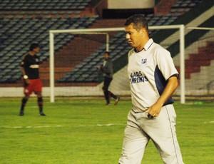 Ramiro Sousa técnico (Foto: Felipe Gesteira / Jornal da Paraíba)