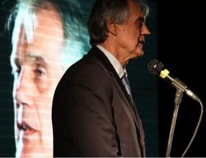 Vilson Ribeiro de Andrade, presidente do Coritiba (Foto: Divulgação / Coritiba)
