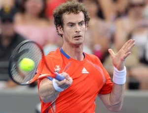 Andy Murray tênis Brisbane  (Foto: Agência Getty Images)