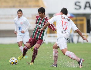 Copa São Paulo - Fluminense x Mogi Mirim (Foto: Ag. Estado)