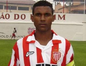 Zagueiro Carciano está de volta ao Villa Nova (Foto: Divulgação / Site Oficial do Villa Nova)