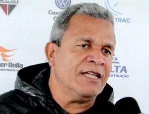 Hélio dos Anjos, técnico do Atlético-GO (Foto: Divulgação/Atlético-GO)