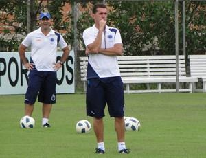 Vágner Mancini do Cruzeiro (Foto: Leonardo Simonini/Globoesporte.com)