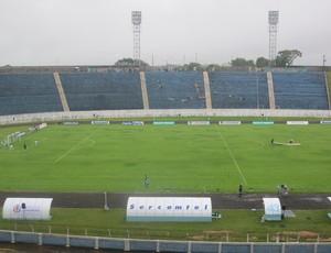 Estádio do Café (Foto: Janir Junior/Globoesporte.com)
