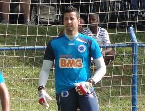 fabio treino Cruzeiro (Foto: Marco Antônio Astoni/Globoesporte.com)