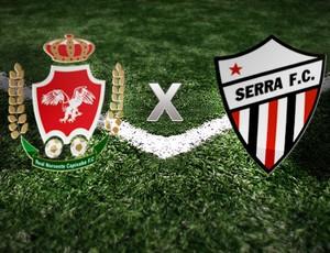 Campeonato Capixaba 2012: Real Noroeste x Serra (Foto: Globoesporte.com)