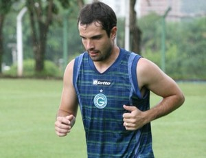David, meia do goiás (Foto: Rosiron Rodrigues/Goiás E.C.)