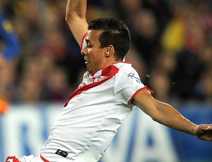 Pedro Botelho do Rayo Vallecano (Foto: AFP)