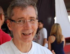 Presidente do Botafogo-PB, Nelson Lira (Foto: Phelipe Caldas)