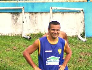 Garanha no CT Barbosa Filho (Foto: Frank Cunha / Globoesporte.com)