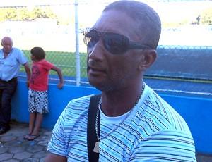 Ionay, técnico do São Mateus (Foto: Sidney Magno Novo/Globoesporte.com)