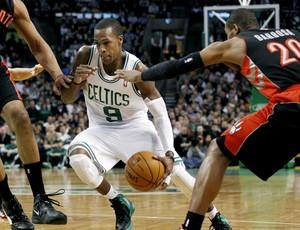 Leandrinho NBA Toronto Raptors (Foto: AP)