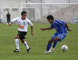 Último duelo entre Coxa e Toledo foi no Paranaense de 2010 (Foto: Divulgação / Coritiba)