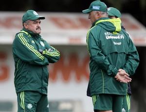 Murtosa no treino do Palmeiras (Foto: Evelson de Freitas/Agência Estado)