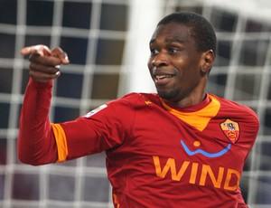 Juan gol Roma (Foto: Reuters)