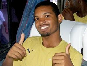 Wellington, zagueiro do Cruzeiro emprestado ao Nacional-MG (Foto: Divulgação Cruzeiro)