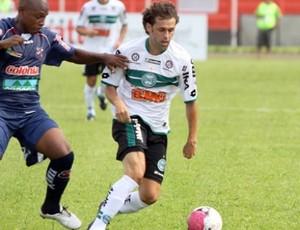 Coritiba vence o Toledo por 2 a 0 (Foto: Divulgação / Coritiba)
