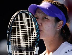 Na Li Australian Open tênis oitavas (Foto: AP)