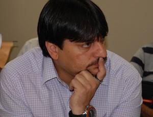 Fábio Maia, secretário de Esportes da Paraíba  (Foto: Renata Vasconsellos)