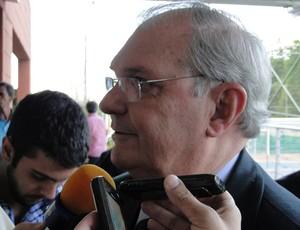 Gilvan presidente do Cruzeiro (Foto: Leonardo Simonini/Globoesporte.com)