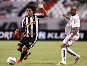 Marcio Azevedo, Botafogo x Resende (Foto: Ide Gomes/Agência Estado)
