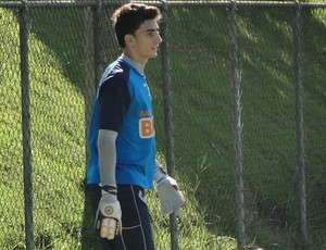 Rafael, goleiro do Cruzeiro (Foto: Marco Antônio Astoni/Globoesporte.com)